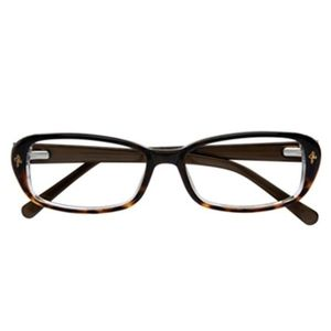 Cole Haan Rectangle RX Eyeglasses CH956 NWOT